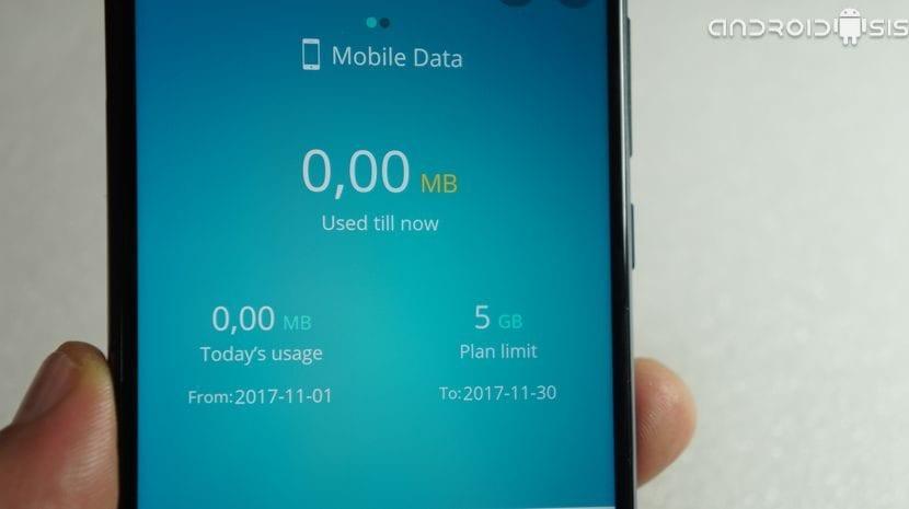 Check Data Usage