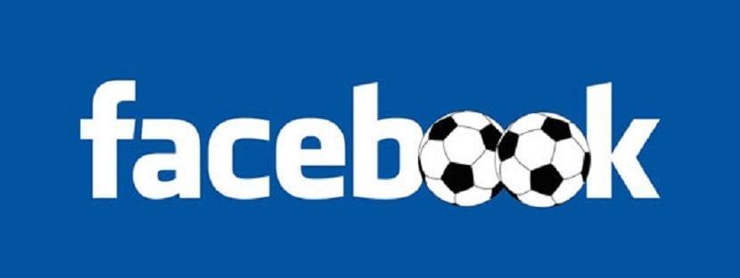 facebook y fútbol