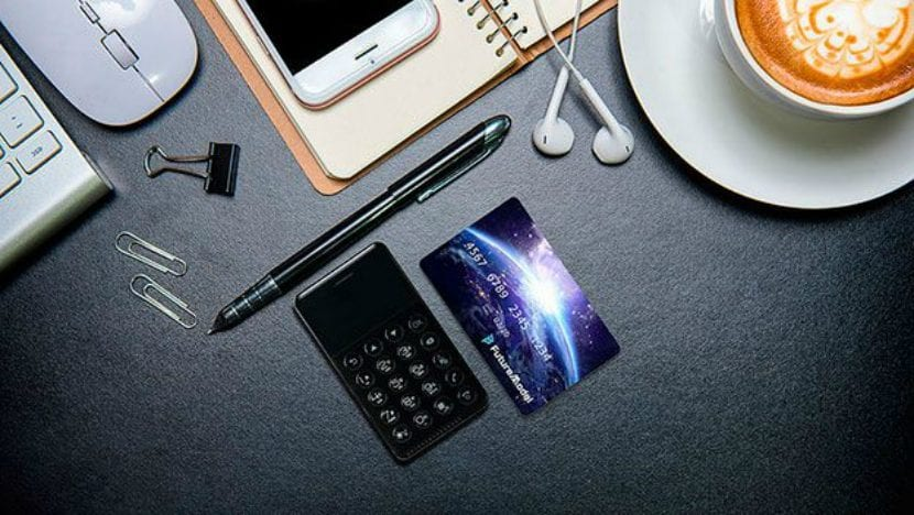 Teléfono inteligente pequeño