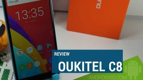 Review Oukitel C8