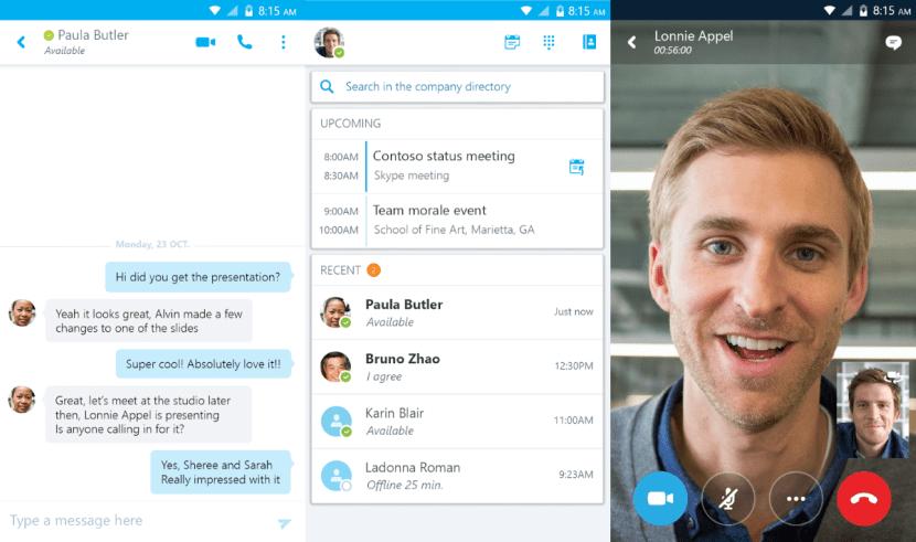 Skype nos permite realizar videollamadas gratis