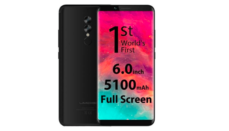 Comprar UMIDIGI S2 en AMAZON
