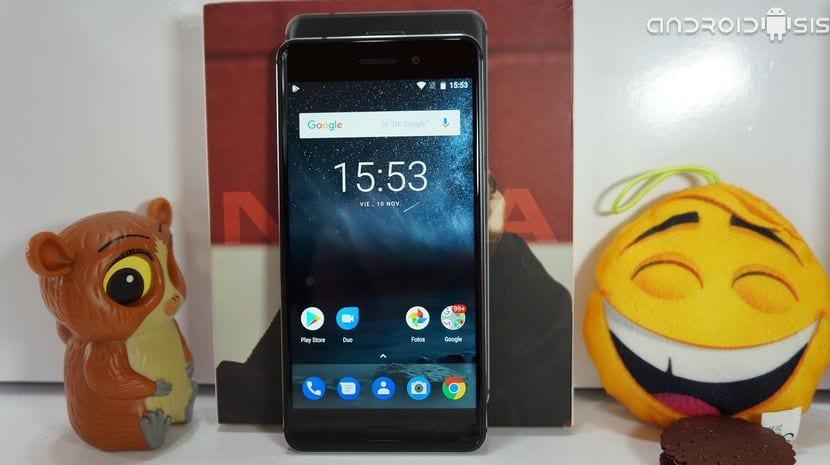 Unboxing y primeras impresiones del Nokia 6