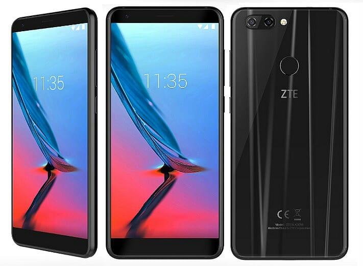 El primer móvil ZTE con monitor 18:9
