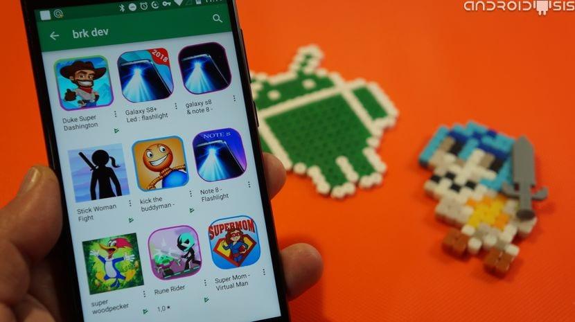 7 Juegos plataformas para Android cortados por el mismo patrón