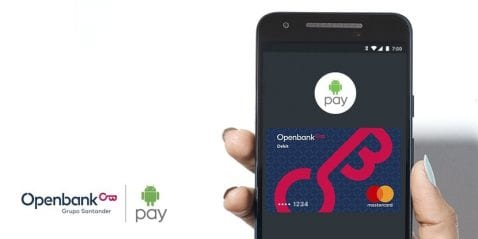 Android Pay Openbank