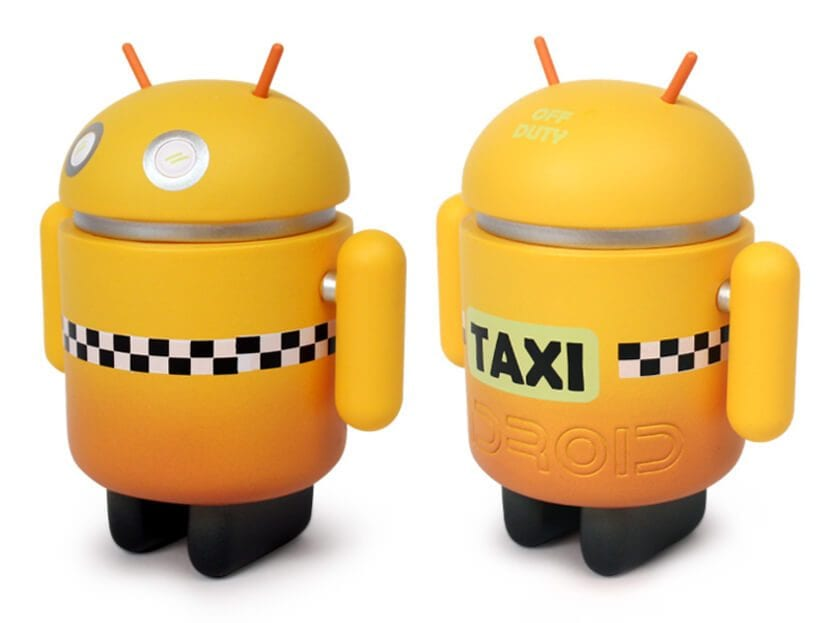 Android Taxi