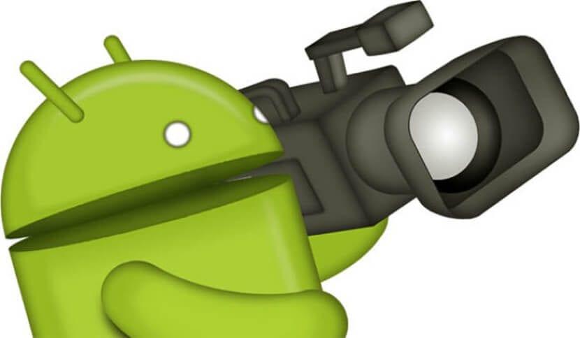 Android grabar pantalla