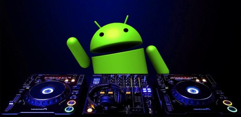 Aplicaciones DJ Android