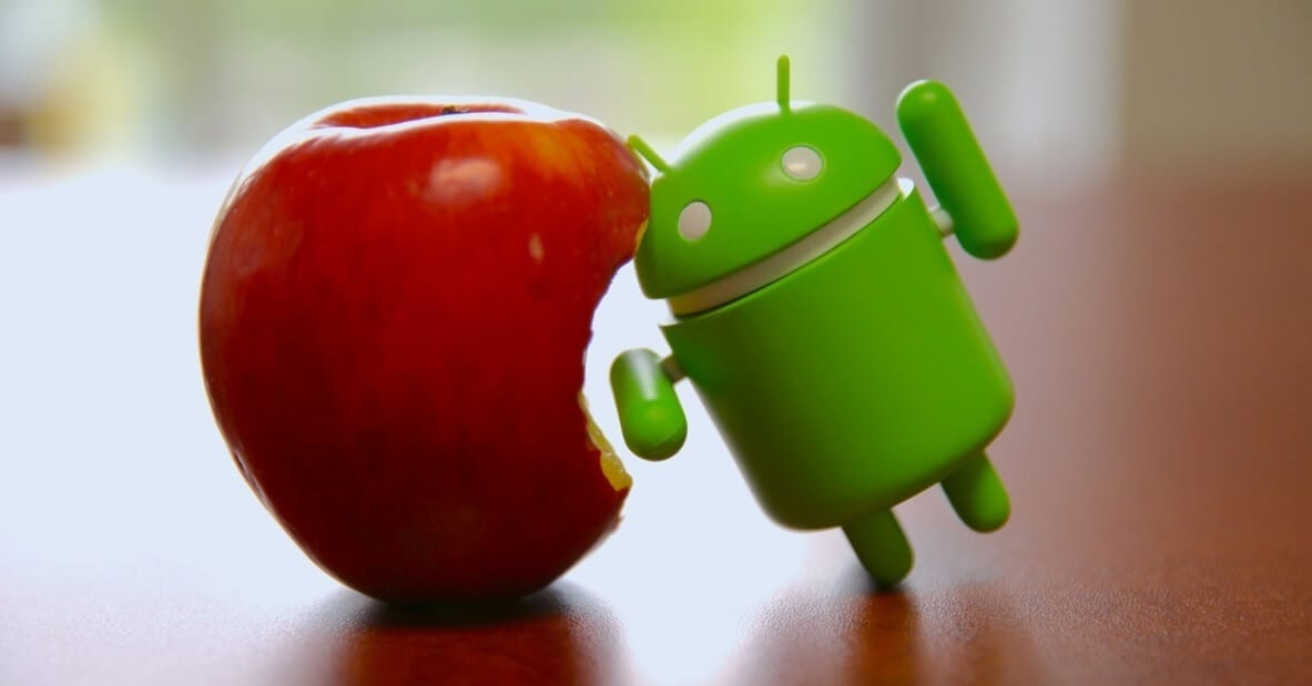 Apple vs Android: Una guerre que jamás terminará