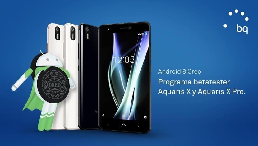 BQ Android Oreo