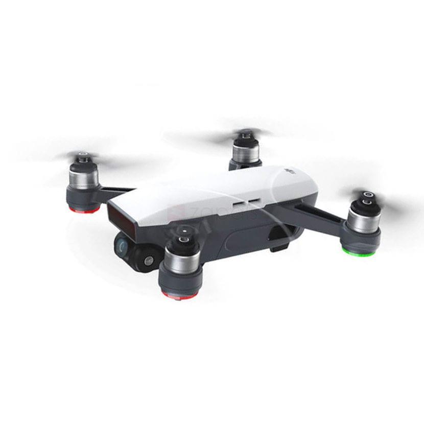 DJI Spark Mini drone para selfies