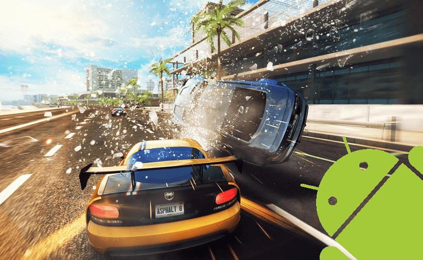 Juegos de carreras Android