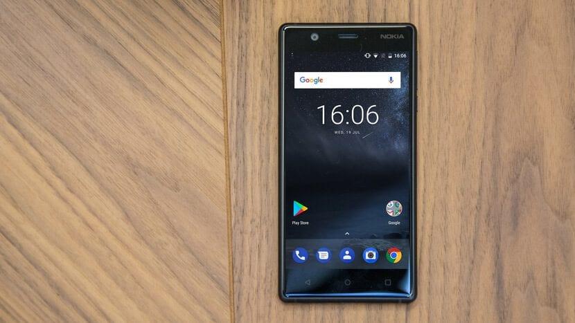 Frontal Nokia 3