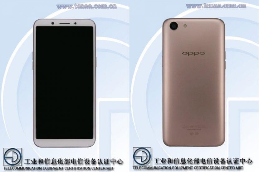 El Oppo A85 aparece en TENAA