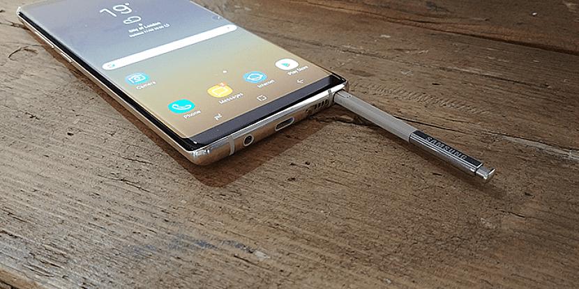 Samsung Galaxy Note8 el mejor obsequio para esta navidad