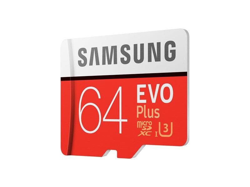 64 GB microSD Samsung