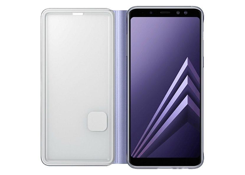 Se filtran imágenes del Galaxy A8