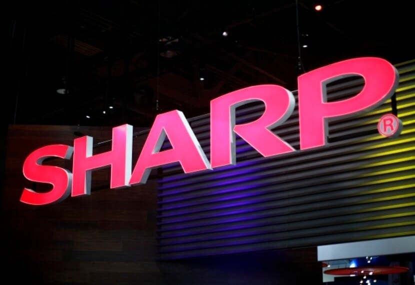 Sharp FS8032
