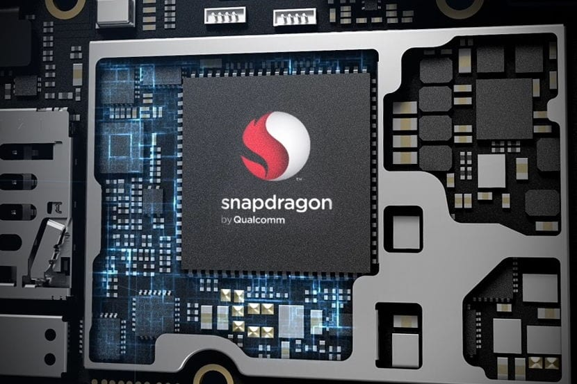 Snapdragon 845 de Qualcomm