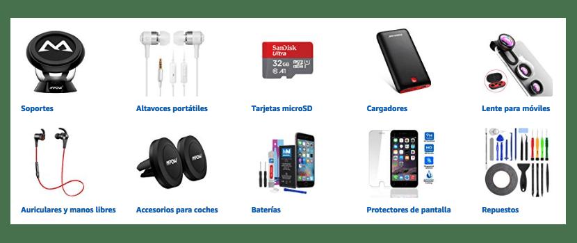 Los 10 mejores accesorios para tu smartphone android for Accesorios para smartphone