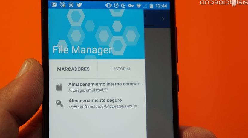 [APK] Descarga e instala el explorador de archivos de LinageOS en cualquier Android