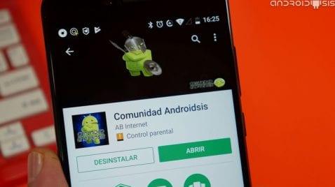 Descarga ya la aplicación oficial de la Comunidad Androidsis