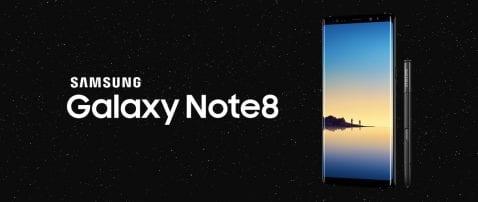 Samsung te trae una gran oferta para estas navidades, se trata del Samsung Galaxy Note 8 con 260 euros de descuento.