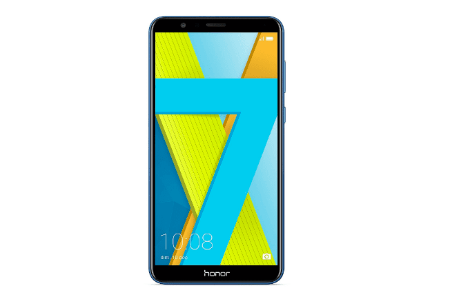 Comprar Honor 7X