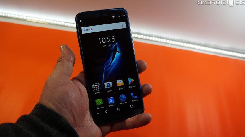 Mejor Clon Samsung Galaxy S8 Plus,