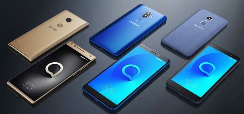 Rumores del Alcatel 3V