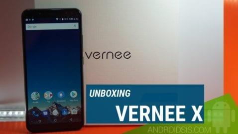 Vernee X: Unboxing y primeras impresiones