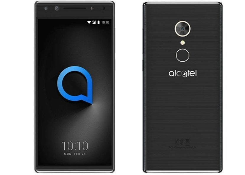 Especificaciones del Alcatel 5