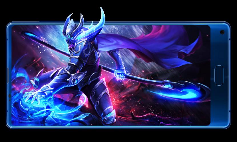 El Alpha X viene con Android Nougat