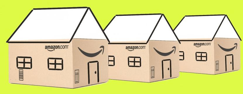 Amazon viviendas