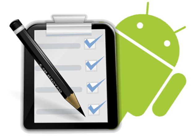 Android tareas y recordatorios