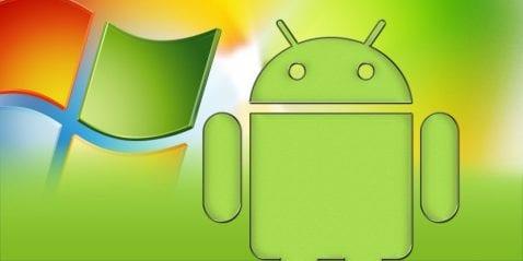Aplicaciones Microsoft Android