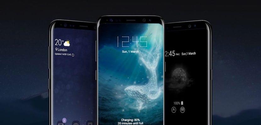 Diseño Galaxy S9