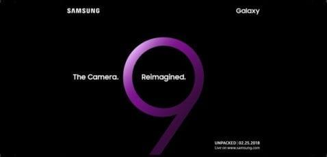 Fecha presentación Galaxy S9