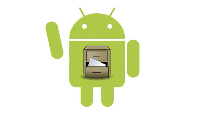 Gestores archivos Android