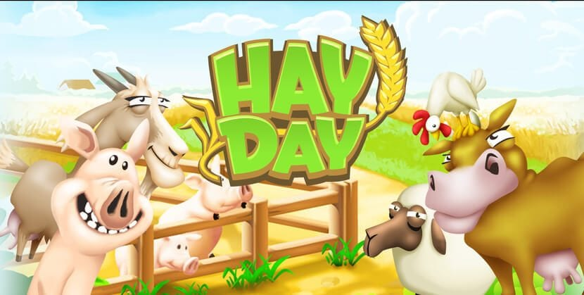 Hay Day granja Android