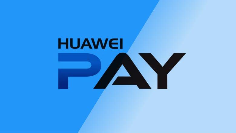 Huawei Pay logo