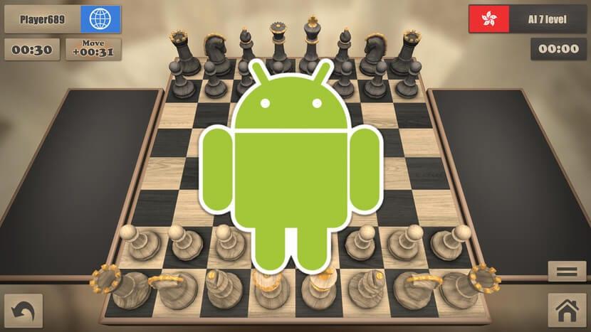 Juegos Ajedrez Android