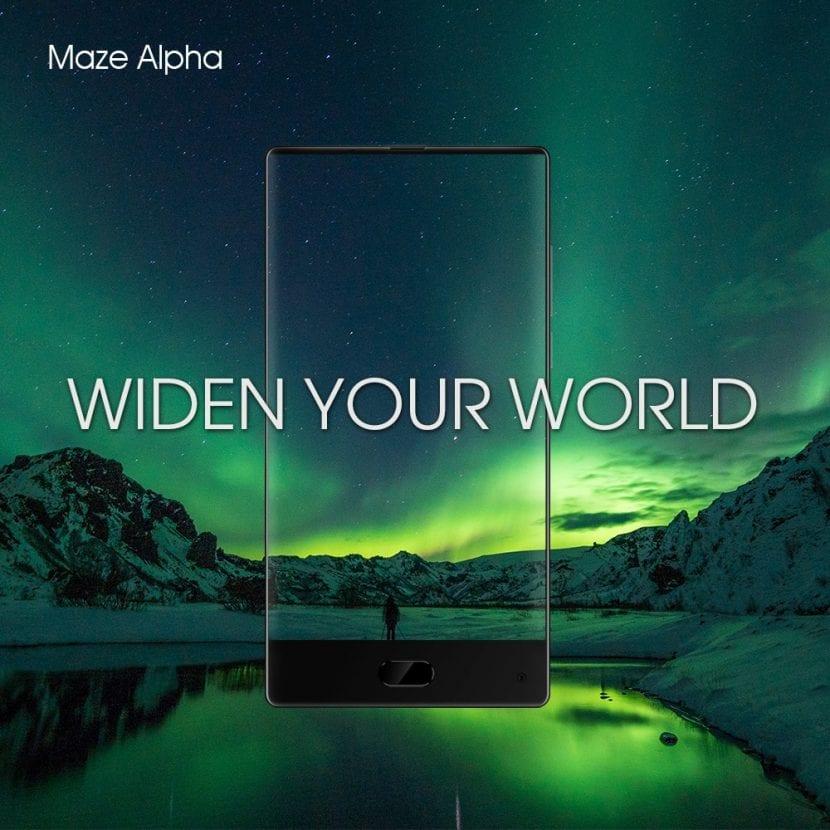 Maze Alpha en Gearbest