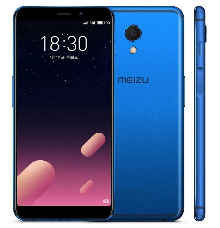 Meizu M6s Oficial