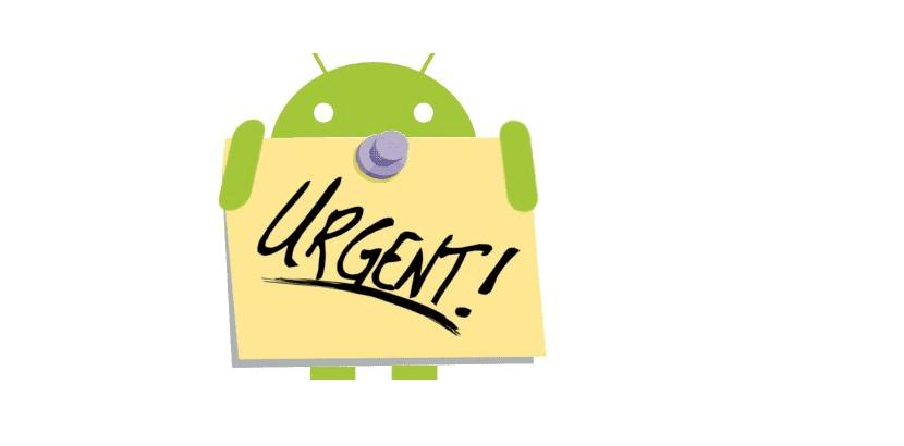 Recordatorios Android