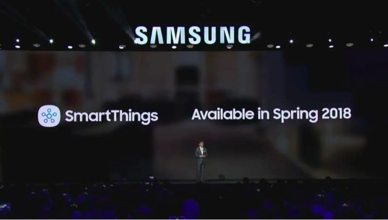 SmartThings Samsung