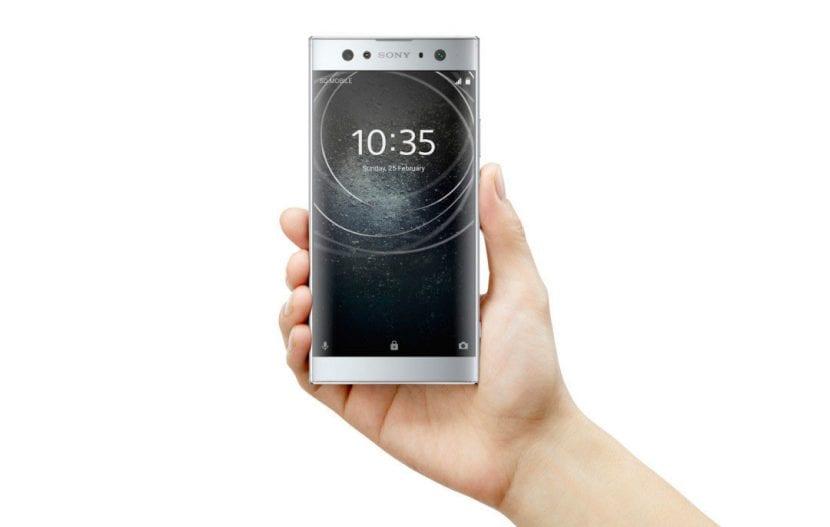 Sony Xperia XA2 Ultra presentado en el CES de Las Vegas