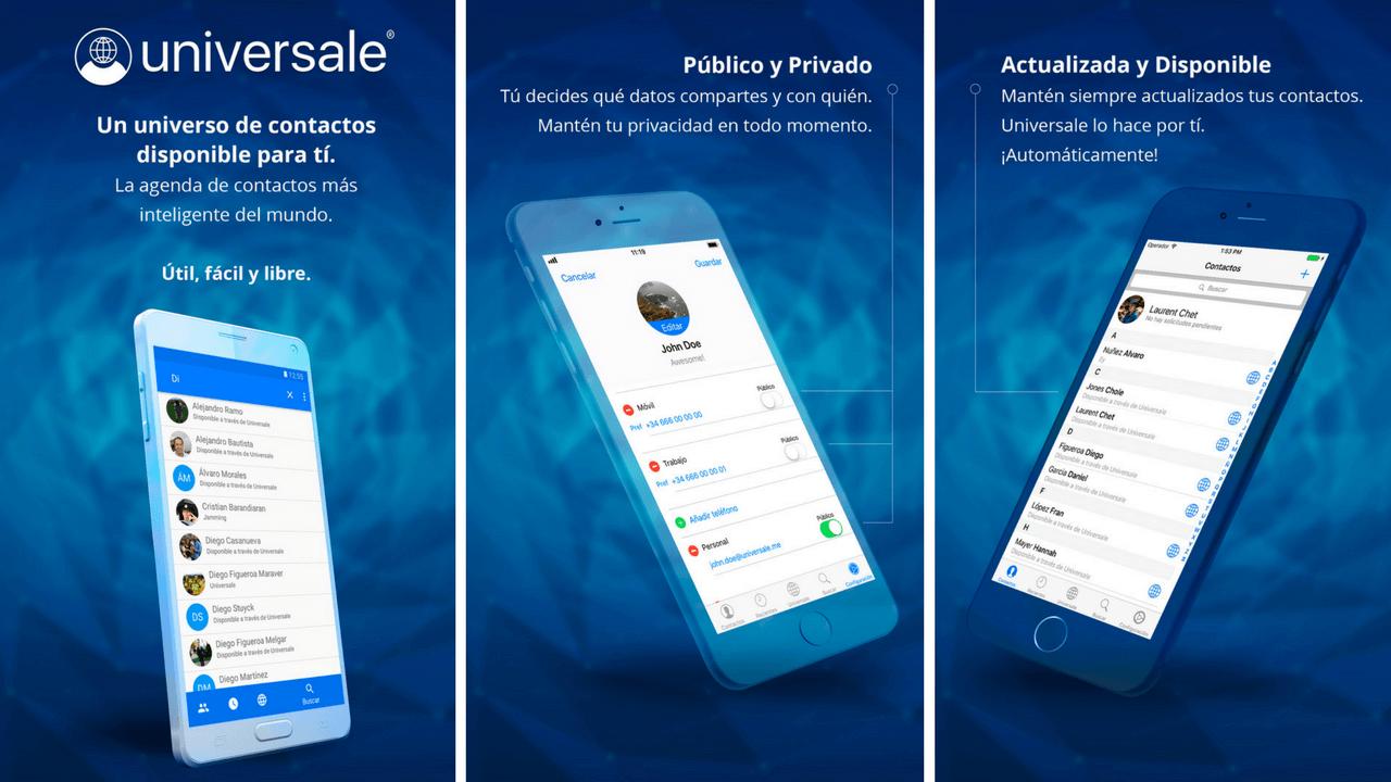 Universale app
