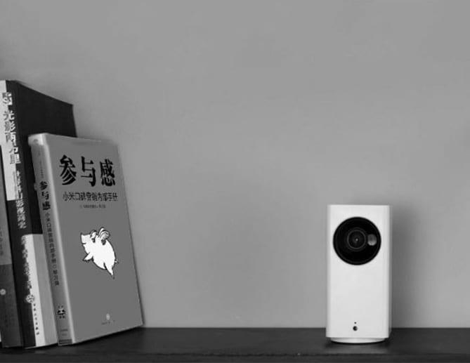 Xiaomi Dafang 1080p
